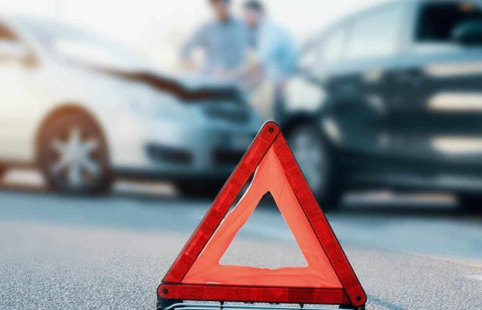 6 جرحى بحادث سير على طريق النبطية الفوقا