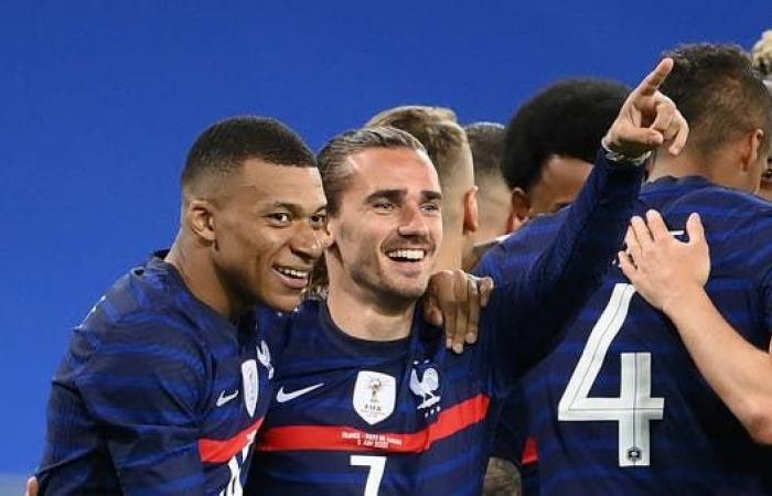 تأهل فرنسا وإنجلترا و3 منتخبات إلى دور الـ 16