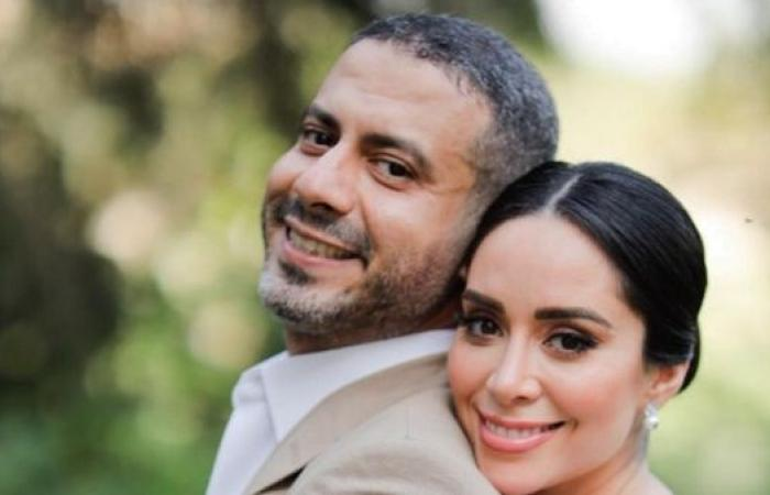 محمد فراج يكشف كواليس وسبب تأخر زواجه من بسنت شوقي