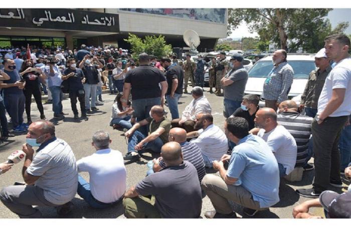 أمراض الحركة النقابية في لبنان أصبحت قاتلة