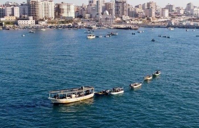 الجيش الإسرائيلي: توسيع مساحة الصيد بقطاع غزة بدءا من اليوم