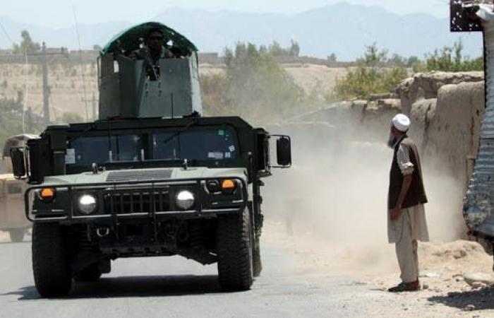 عملية للقوات الأفغانية لاستعادة معبر حدودي مع باكستان