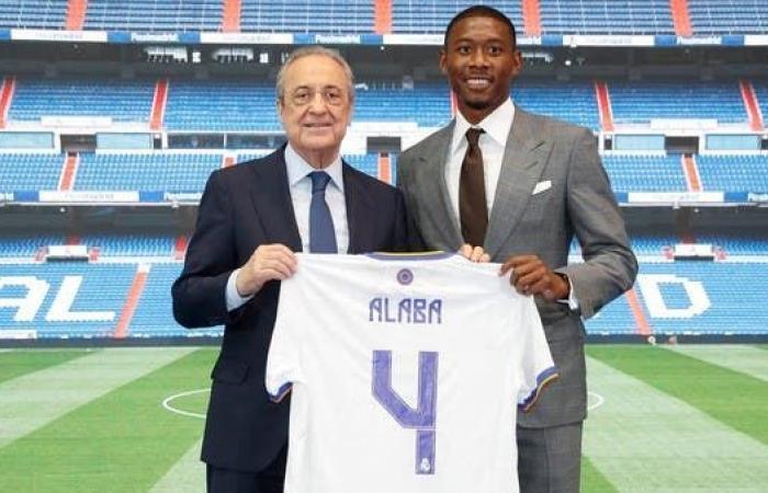 ألابا: لم أنضم إلى ريال مدريد لتعويض راموس