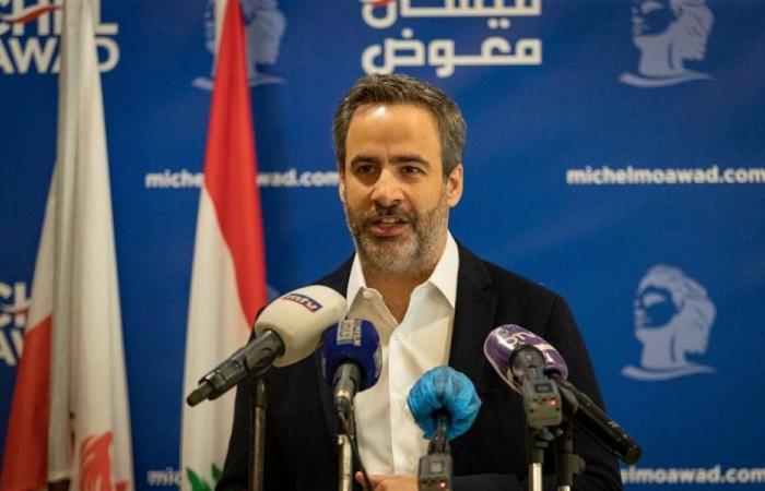 معوض: أبطال الرياضة يرفعون اسم لبنان بالألعاب الأولمبية