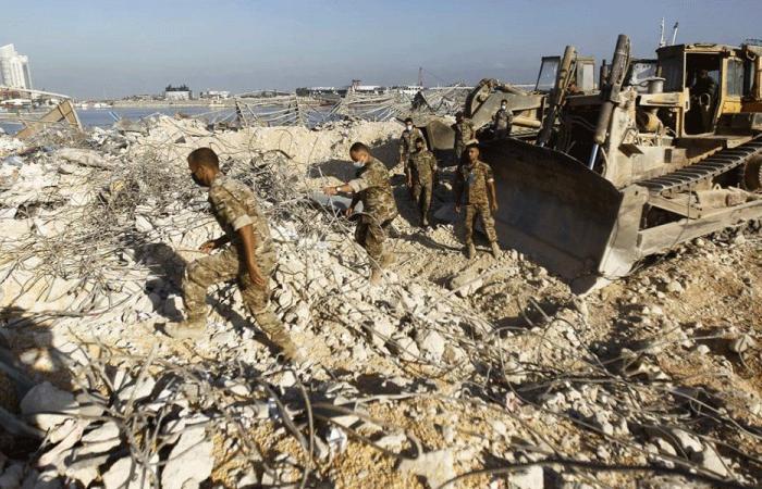"""حملة """"نواب النيترات"""" في لبنان لتغطية حقيقة انفجار المرفأ"""