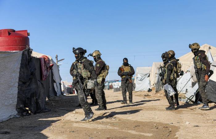 جريمة جديدة في الهول.. مقتل 3 لاجئين عراقيين برصاص داعش