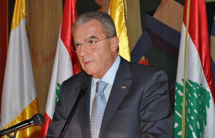الخازن: للوقوف خلف الجيش للتصدي لأي عدوان على لبنان