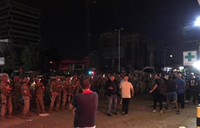 """أمن """"التيار"""" في ميرنا الشالوحي يطلق النار على شاب!"""