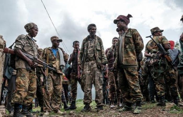 إقليم أمهرة الإثيوبي يعلن التعبئة العامة لمواجهة قوات تيغراي