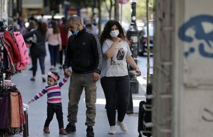 كورونا لبنان: حالتا وفاة و341 إصابة جديدة