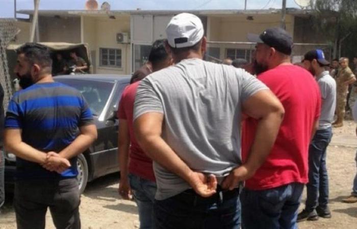 اعتصام أمام مصفاة طرابلس للمطالبة بتسليم المازوت