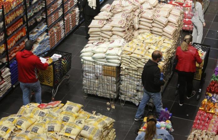 أسعار المواد الغذائية الى تراجع