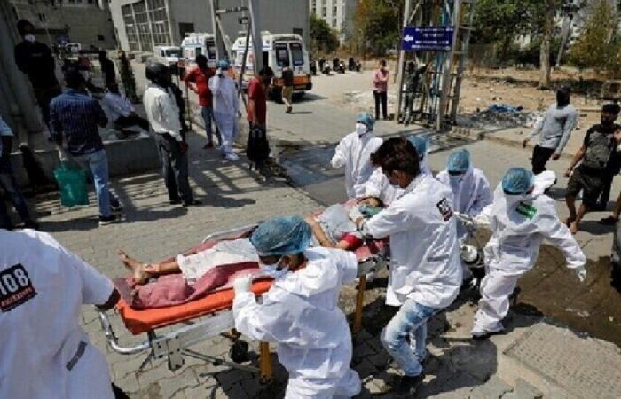 في الهند… أدنى ارتفاع يومي بإصابات كورونا منذ 132 يومًا!