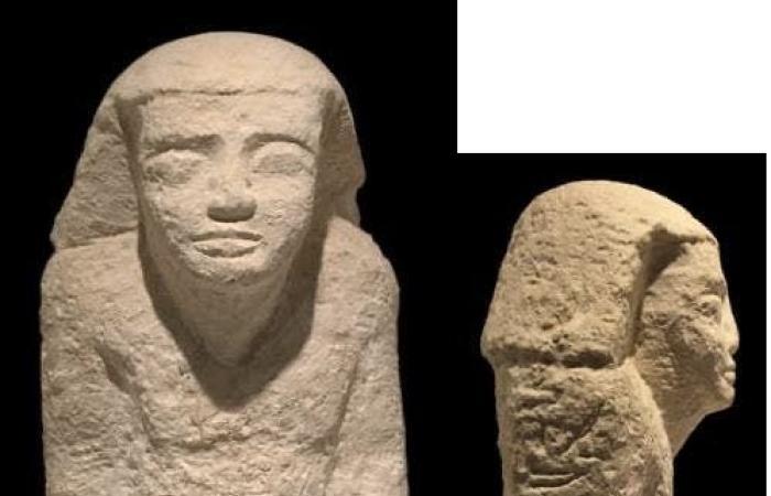 بالصور.. استرداد تمثال مصري قديم من هولندا