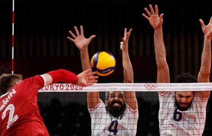 كندا تحقق أول انتصار لها في كرة الطائرة على حساب إيران