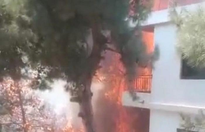 المأساة مستمرة في عكار… الحرائق تتجدّد