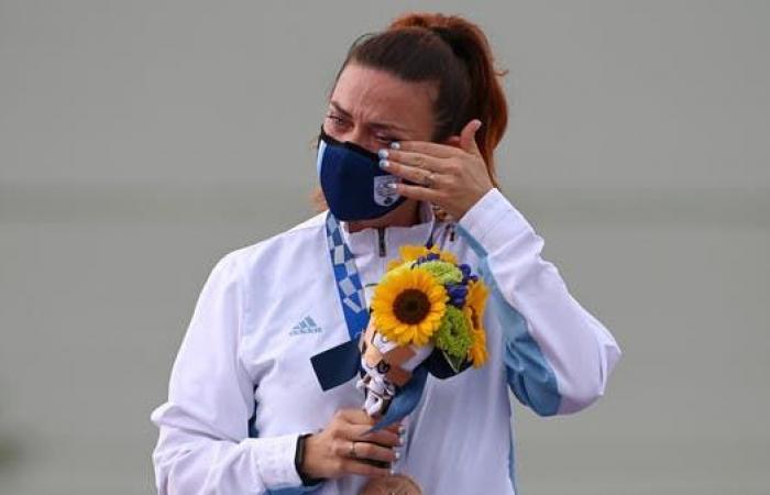 سان مارينو أصغر دولة تحقق ميدالية أولمبية