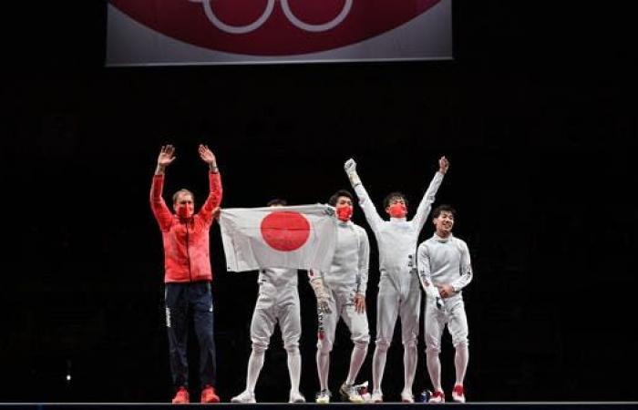 اليابان تحطم الرقم القياسي لعدد الميداليات الذهبية في الأولمبياد
