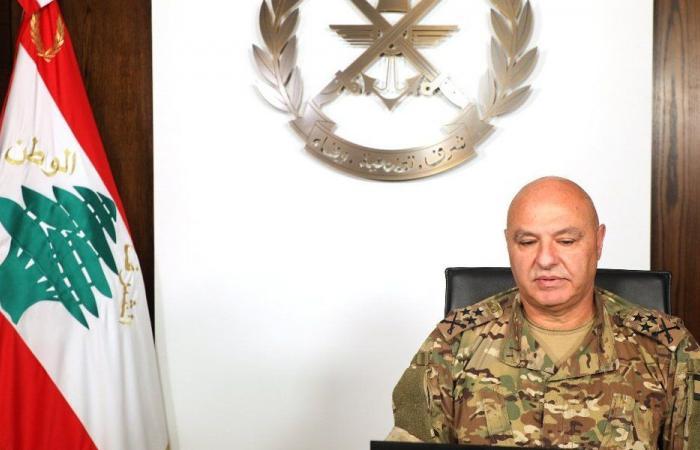 قائد الجيش للعسكريين: لا تدعوا الفتنة تتسلل إلى وطننا