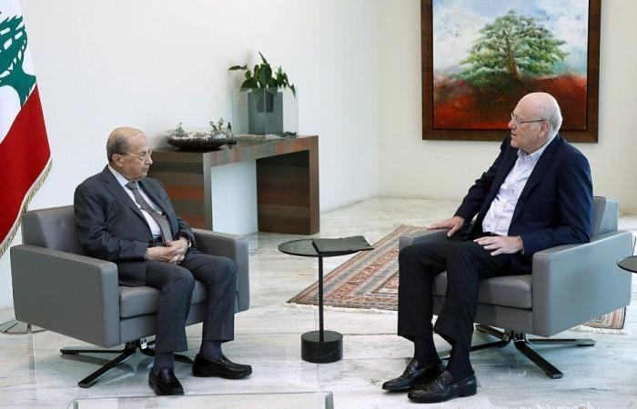 حل عقد الحكومة اللبنانية يتوقف على تجاوب عون مع «مرونة» ميقاتي