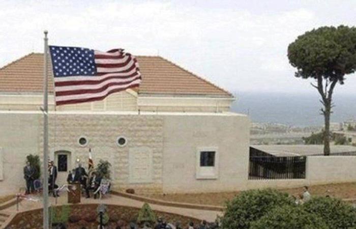 """السفارة الأميركيّة في عيد الجيش: """"العلم الوحيد يلّي بِهمّ"""""""