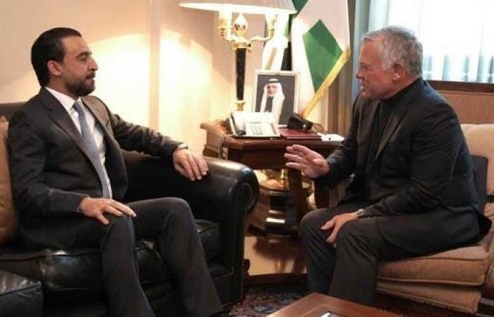 ملك الأردن: نقف مع العراق وندعم وحدته واستقراره