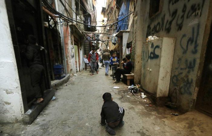 55% من سكان لبنان فقراء!