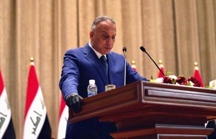 الكاظمي: مستعدون لتقديم كل مساعدة للبنان