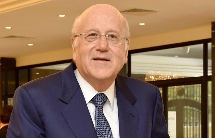 ميقاتي شارك في مؤتمر دعم لبنان بدعوة من ماكرون