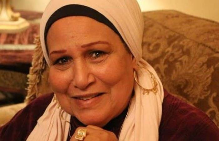 وفاة الفنانة فتحية طنطاوي بعد تعرضها لجلطة فى القلب