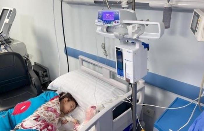 حقن أول طفلة مصابة بالضمور العضلي الشوكي بالعلاج الجيني