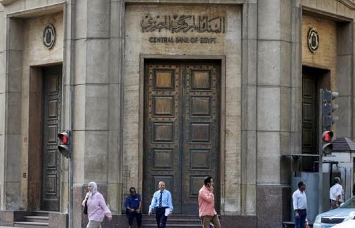 الاحتياطي الأجنبي لمصر يرتفع إلى 40.6 مليار دولار بنهاية يوليو