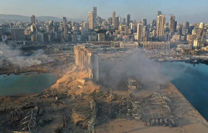 الأصابع الخارجية في انفجار مرفأ بيروت