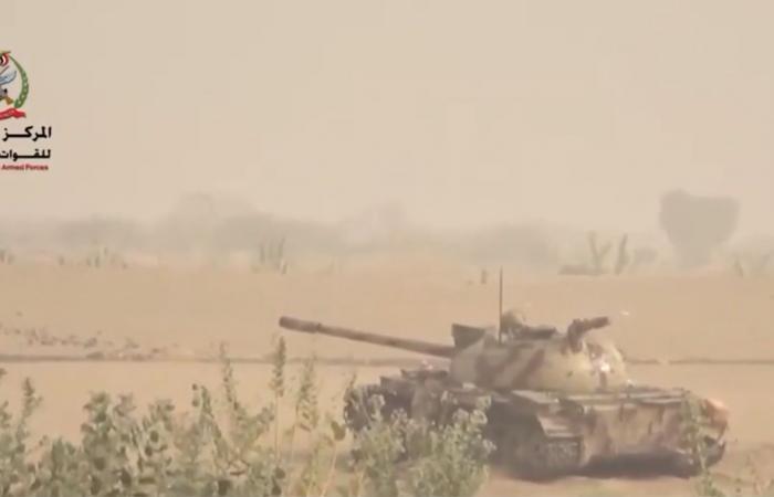الجيش اليمني يحرر مواقع جديدة بالبيضاء ومأرب