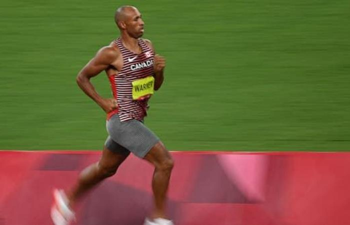 الكندي وارنر يحقق ذهبية العشاري ويحطم الرقم الأولمبي