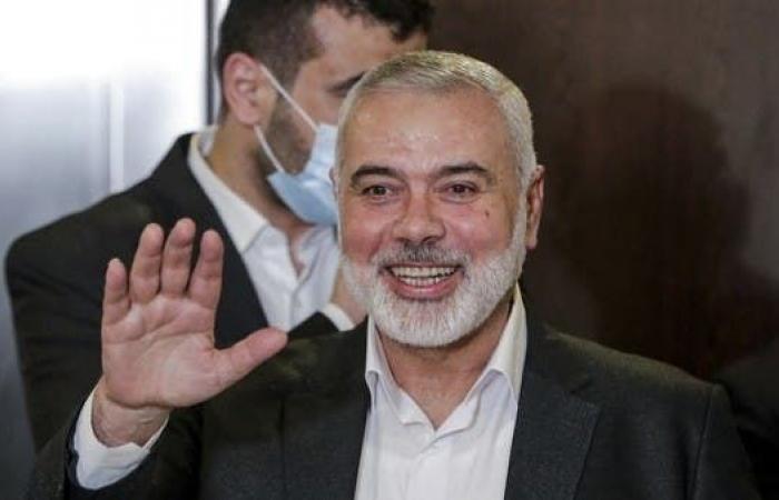 هنية يصل طهران للمشاركة في حفل تنصيب الرئيس الإيراني