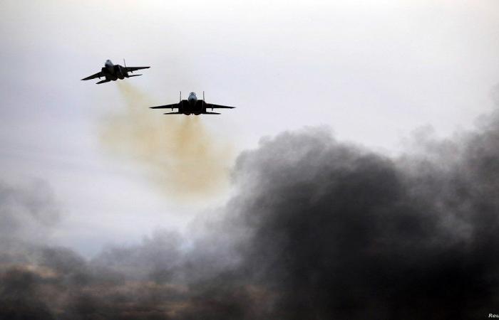طائرات إسرائيلية تقصف جنوب لبنان!