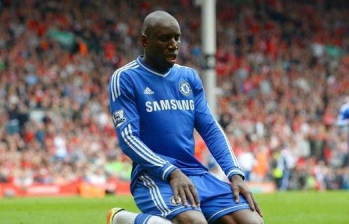 السنغالي ديمبا با يعلن اعتزال كرة القدم