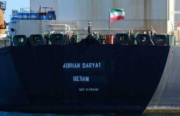 نفط إيران… الباخرة الثانية ستتأخر لأسبوع