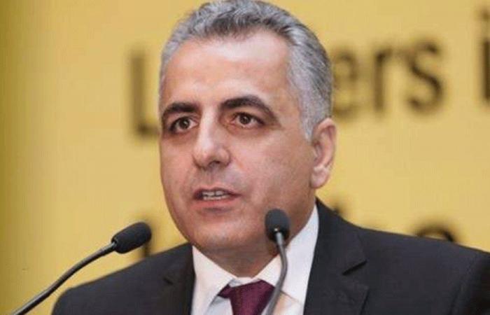 كركي التقى وفد اتحاد نقابة موظفي المصارف