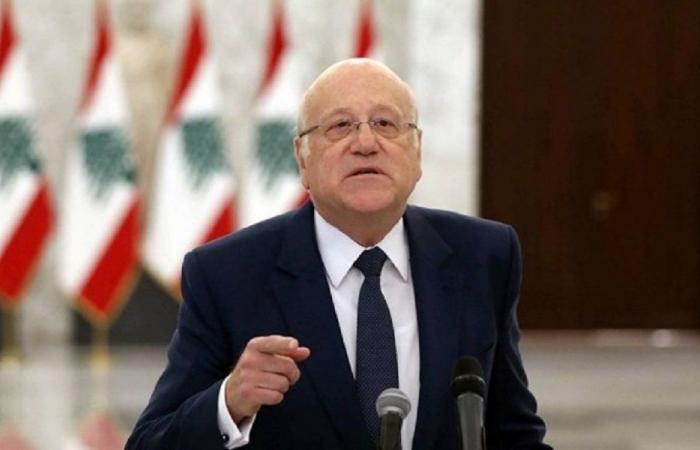 ميقاتي عن النفط الإيراني: حزين على انتهاك سيادة لبنان