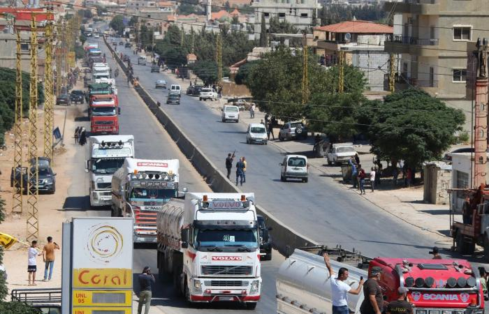ميقاتي: شحنات الوقود الإيراني انتهاك لسيادة لبنان