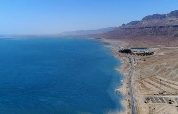 جهود ضخمة لإنقاذ البحر الميت.. وثائقي يروي القصة