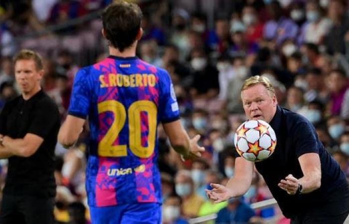كومان: بايرن هزم برشلونة بالثمانية أمام أنظار ميسي وسواريز