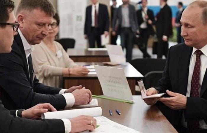 الانتخابات الروسية.. الحزب المقرب من بوتين يتصدر النتائج