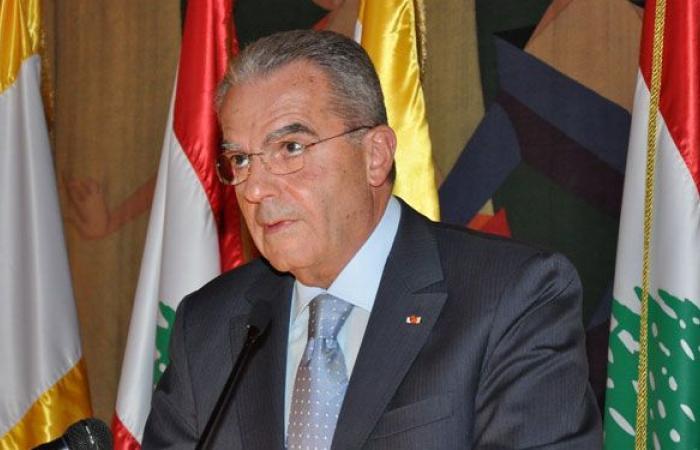 الخازن اتصل بالراعي: أي استهداف لكم استهداف للبنان