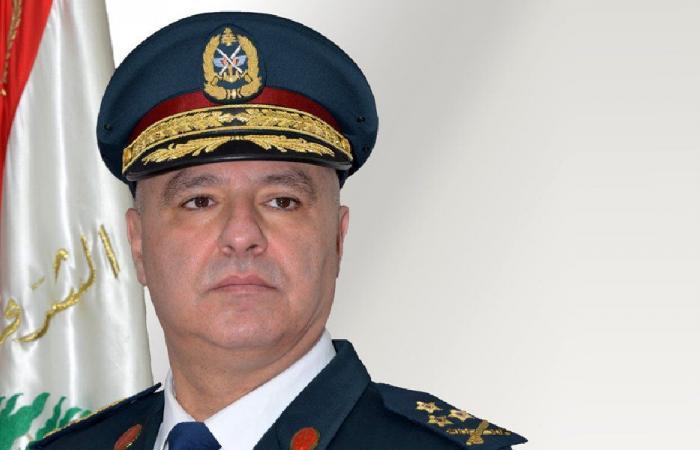 قائد الجيش الى تركيا
