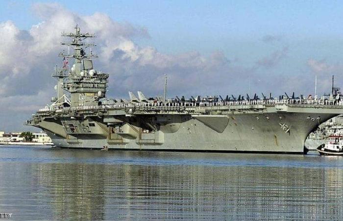 سفينة بحرية أميركية في بيروت.. بأي مهمة؟