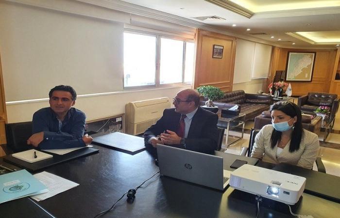 وزير الأشغال: مرفأ صور يلعب دورا محوريا في تصدير النفط مستقبلا