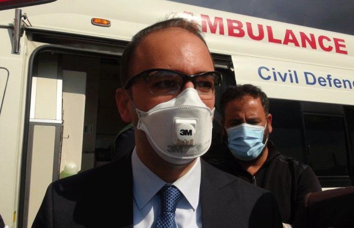 خضر: 104 إصابات جديدة بكورونا وحالتا وفاة في بعلبك الهرمل
